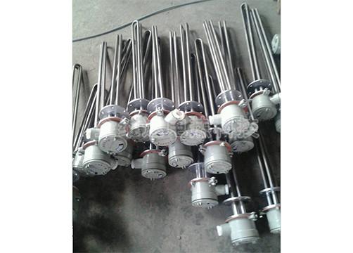 防爆法兰式电热管
