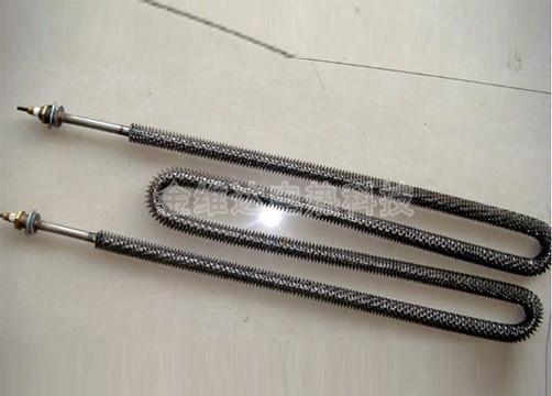 W型翅片电热管